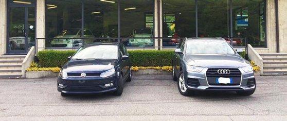 Vendita veicoli usati Volkswagen