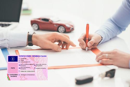 Bonetti Auto - Rinnovo Patente
