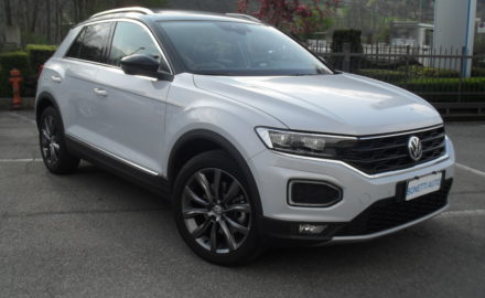 VOLKSWAGEN T-ROC 1.5 TSI ACT Advanced BlueMotion EURO6